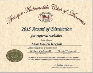 web award 2015